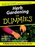 Herb Gardening For Dummies?