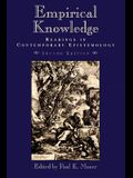 Empirical Knowledge: Readings in Contemporary Epistemology, Second Edition