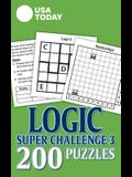 USA Today Logic Super Challenge 3, Volume 31: 200 Puzzles