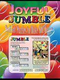 Joyful Jumble: Radiant Puzzles to Make You Happy