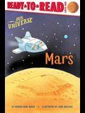 Mars: Ready-To-Read Level 1