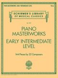 Piano Masterworks - Early Intermediate Level: Schirmer's Library of Musical Classics Volume 2109