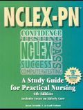 NCLEX-PN: A Study Guide for Practical Nursing (Book with CD-ROM for Windows 95+)