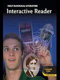 Holt McDougal Literature: Interactive Reader Grade 12 British Literature