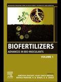 Biofertilizers: Volume 1: Advances in Bio-Inoculants