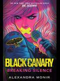 Black Canary: Breaking Silence