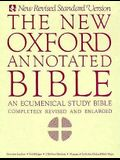 The New Oxford Annotated Bible, New Revised Standard Version (Burgundy Leather)