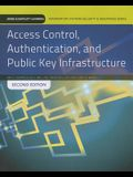 Access Control Authentication & Public Key Infrastructure 2e