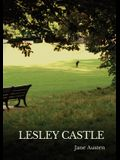 Lesley Castle: a parodic-humorous piece from Jane Austen's Juvenilia written in early 1792 when she was 16