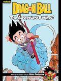 Dragon Ball: Chapter Book, Vol. 1, 1