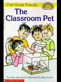 The Classroom Pet