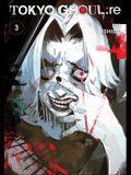 Tokyo Ghoul: Re, Volume 3