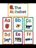 World of Eric Carle(tm) Alphabet Bulletin Board Set