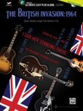 Ultimate Easy Guitar Play-Along -- The British Invasion 1964: Seven Beatles Songs That Started It All (Easy Guitar Tab), Book & DVD [With DVD ROM]
