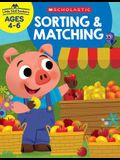 Little Skill Seekers: Sorting & Matching Workbook