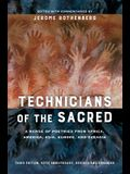 Technicians of the Sacred: A Range of Poetries from Africa, America, Asia, Europe, and Oceania