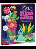 Sew Mini Gardens
