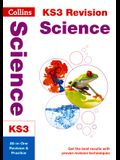 Collins New Key Stage 3 Revision -- Science: All-In-One Revision and Practice