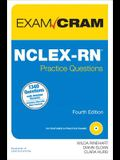 NCLEX-RN Practice Questions Exam Cram (4th Edition)