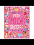 2000 Stickers Perfectly Pretty Activity Book: 36 Fun and Adorable Activities!