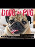 Doug the Pug 2021 Box Calendar (Dog Breed Calendar)