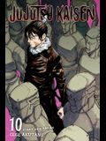 Jujutsu Kaisen, Vol. 10, Volume 10