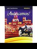 Â¡Avancemos!: Student Edition Level 2 2013 (Spanish Edition)