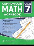 7th grade Math Workbook: CommonCore Math Workbook