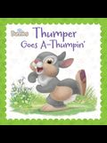 Disney Bunnies Thumper Goes A-Thumpin'