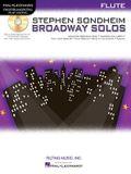 Stephen Sondheim: Broadway Solos [With CD (Audio)]
