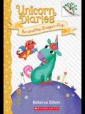 Bo and the Dragon-Pup: Branches Book (Unicorn Diaries #2), Volume 2