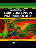 Workbook for Core Concepts in Pharmacology