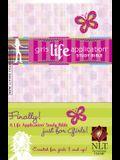 Girl's Life Application Study Bible