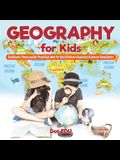 Geography for Kids Continents, Places and Our Planet Quiz Book for Kids Children's Questions & Answer Game Books