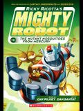 Ricky Ricotta's Mighty Robot vs. the Mutant Mosquitoes from Mercury (Ricky Ricotta's Mighty Robot #2), 2
