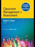 Classroom Management & Assessment
