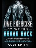 8 Weeks to 30 Consecutive Pull-Ups: Build Your Upper Body Working Your Upper Back, Shoulders, and Biceps at Home Workouts No Gym Required