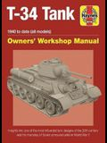 T-34 Tank Owners' Workshop Manual