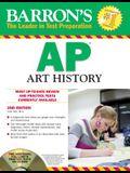 Barron's AP Art History [With CDROM]