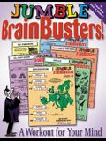 Jumble(r) Brainbusters!: A Workout for Your Mind