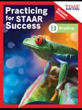 Time for Kids Practicing for Staar Success: Reading: Grade 3 (Spanish Version) (Grade 3)