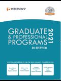 Graduate & Professional Programs: An Overview 2021