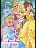 Enchanting Coloring (Disney Princess) (Giant