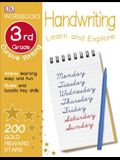 DK Workbooks: Handwriting: Cursive, Third Grade: Learn and Explore