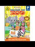 School Zone Discover the Zoo Preschool Tablet Workbook