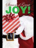 Season of Great Joy! (Ats) (Pack of 25)