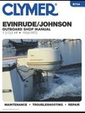 Clymer Evinrude/Johnson Outboard Shop Manual 1.5-125 Hp, 1956-1972: Maintenance, Troubleshooting, Repair