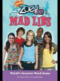Zoey 101 Mad Libs