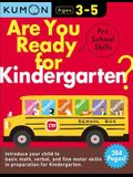Are You Ready for Kindergarten Preschool Skills