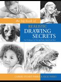 The Big Book of Realistic Drawing Secrets: Easy Techniques for Drawing People, Animals and More